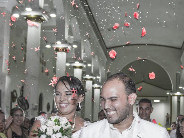 El matrimonio de Rafael y Crusandy en Montería, Córdoba 14