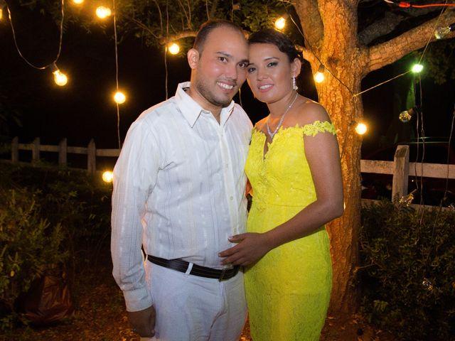 El matrimonio de Rafael y Crusandy en Montería, Córdoba 16