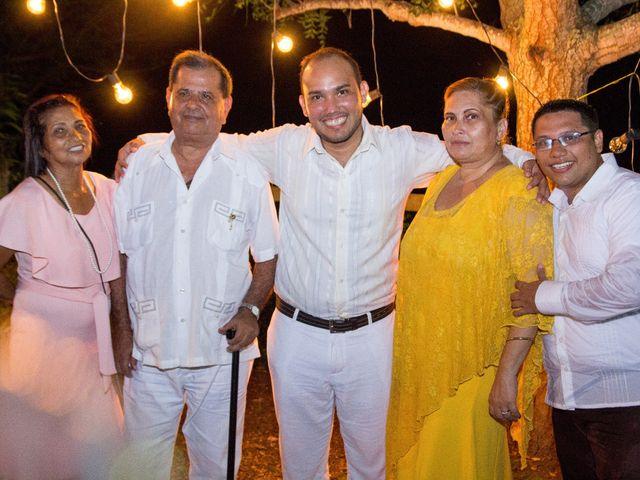 El matrimonio de Rafael y Crusandy en Montería, Córdoba 17