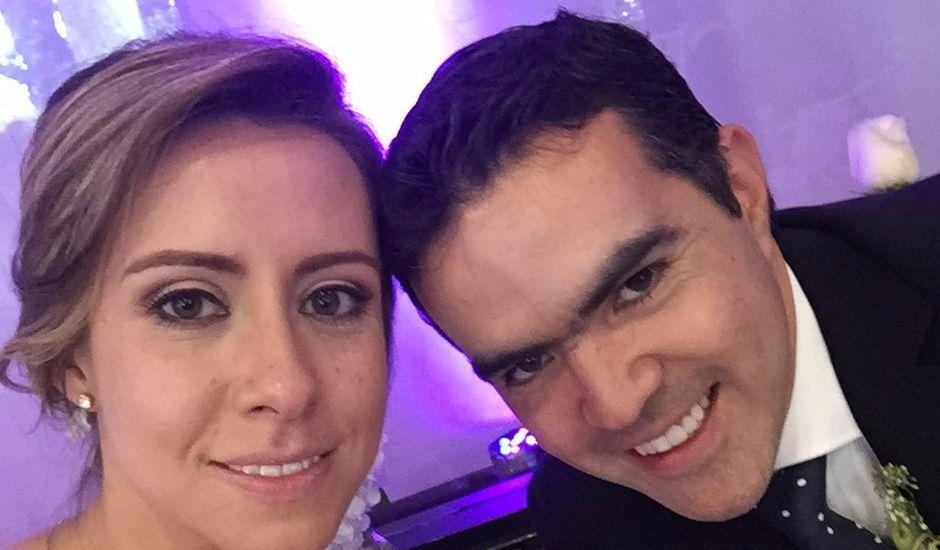 El matrimonio de Andrés  y María Carolina en Bogotá, Bogotá DC