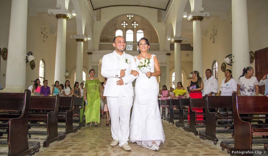 El matrimonio de Rafael y Crusandy en Montería, Córdoba