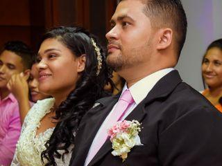 El matrimonio de Alexis y Nohemi 3