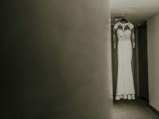 El matrimonio de Adriana y Marcos 3