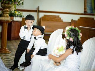 El matrimonio de María cristina y Felipe 2