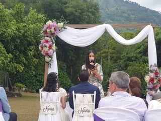El matrimonio de Camila  y Richar