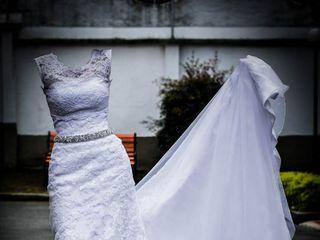 El matrimonio de Angie y Michel 3
