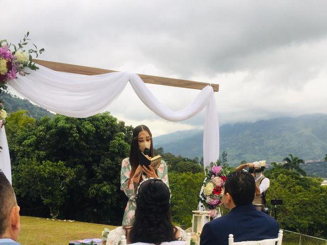 El matrimonio de Richar y Camila  en Copacabana, Antioquia 1