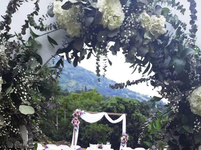 El matrimonio de Richar y Camila  en Copacabana, Antioquia 4