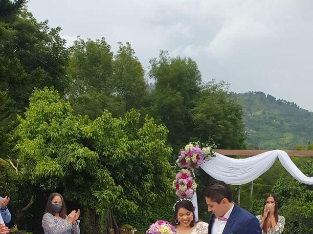 El matrimonio de Richar y Camila  en Copacabana, Antioquia 6