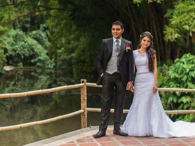 El matrimonio de Michel y Angie en La Tebaida, Quindío 15