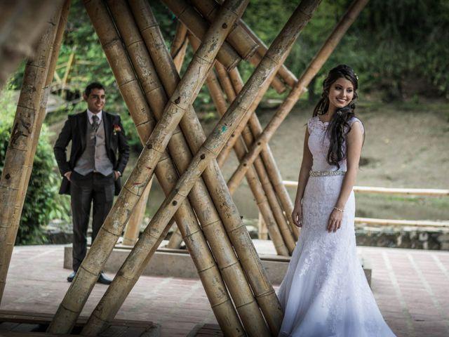 El matrimonio de Michel y Angie en La Tebaida, Quindío 16