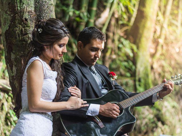 El matrimonio de Michel y Angie en La Tebaida, Quindío 18
