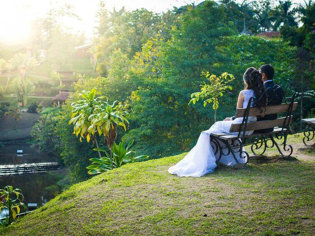 El matrimonio de Michel y Angie en La Tebaida, Quindío 22