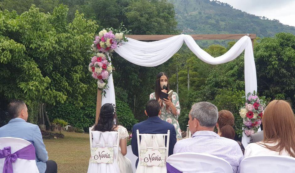 El matrimonio de Richar y Camila  en Copacabana, Antioquia