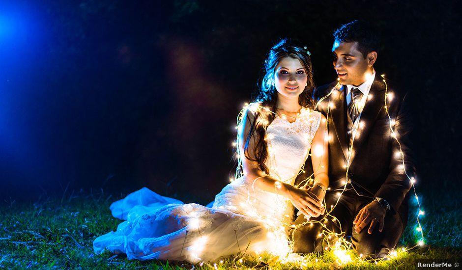 El matrimonio de Michel y Angie en La Tebaida, Quindío