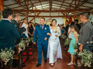 El matrimonio de Katherine y Juan Carlos 2