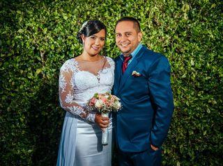 El matrimonio de Katherine y Juan Carlos