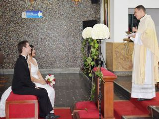 El matrimonio de Johanna y Christian 2
