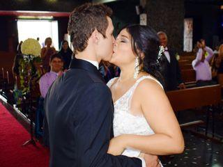 El matrimonio de Johanna y Christian 3