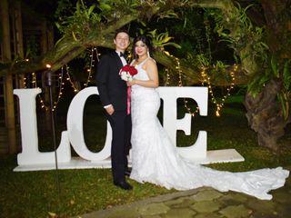 El matrimonio de Johanna y Christian
