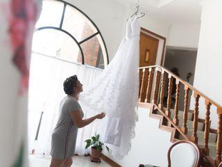 El matrimonio de Paola y Sebastián 3