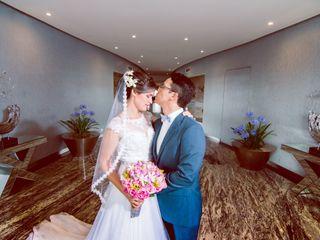 El matrimonio de dulce y edwin