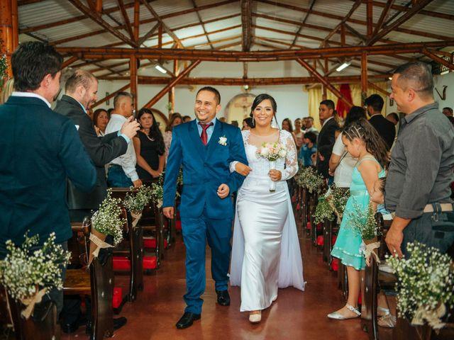 El matrimonio de Juan Carlos y Katherine en Armenia, Quindío 1
