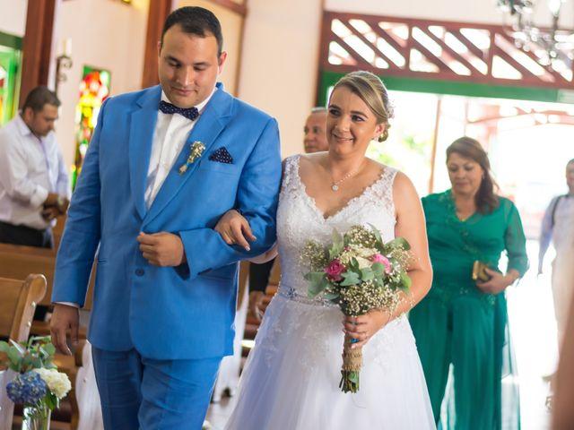 El matrimonio de Sebastián y Paola en Armenia, Quindío 17