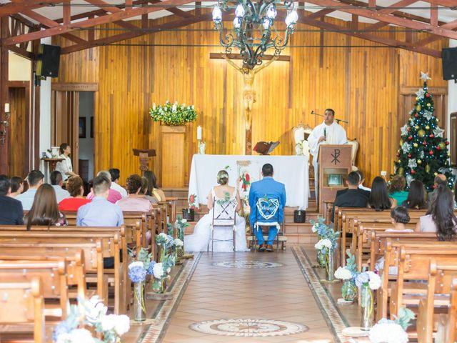 El matrimonio de Sebastián y Paola en Armenia, Quindío 19