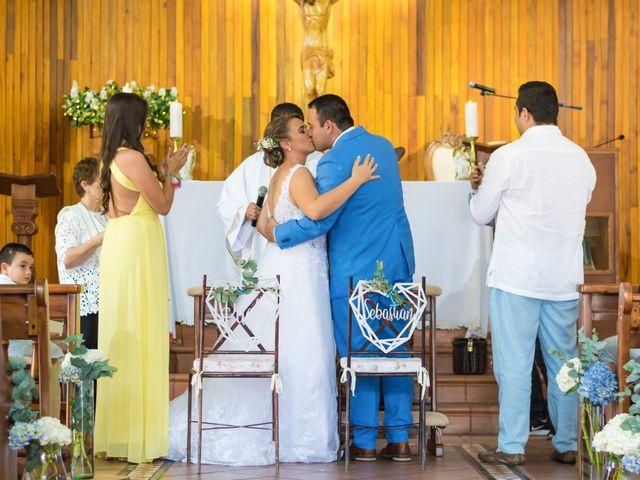 El matrimonio de Sebastián y Paola en Armenia, Quindío 20