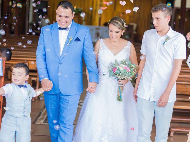 El matrimonio de Sebastián y Paola en Armenia, Quindío 22