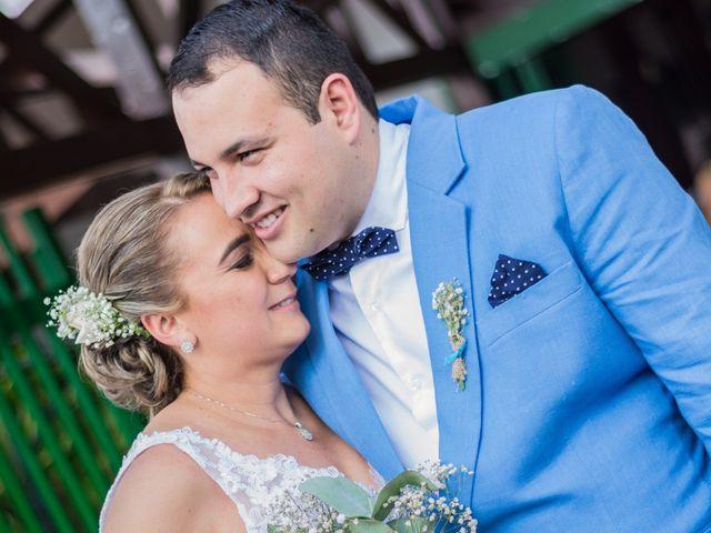 El matrimonio de Sebastián y Paola en Armenia, Quindío 23