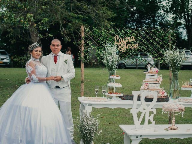 El matrimonio de Jose y Laura