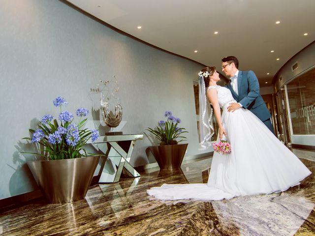 El matrimonio de edwin y dulce en Bucaramanga, Santander 2