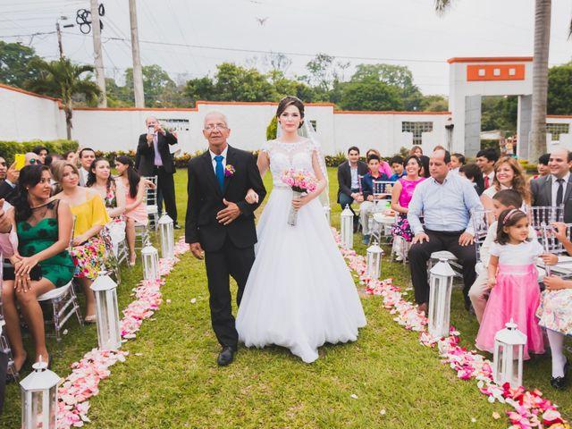 El matrimonio de edwin y dulce en Bucaramanga, Santander 10