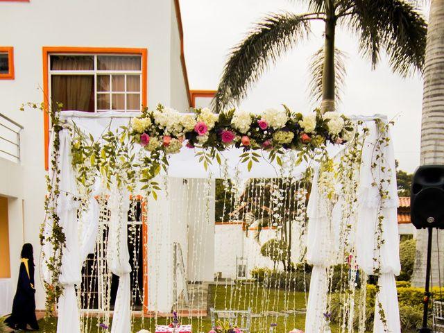 El matrimonio de edwin y dulce en Bucaramanga, Santander 17