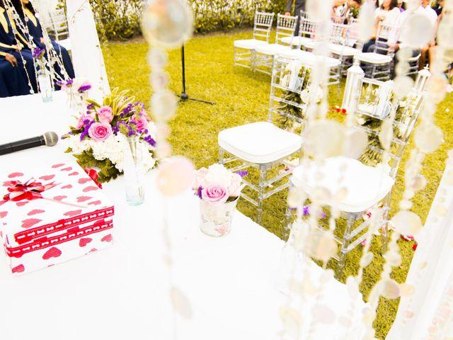 El matrimonio de edwin y dulce en Bucaramanga, Santander 23