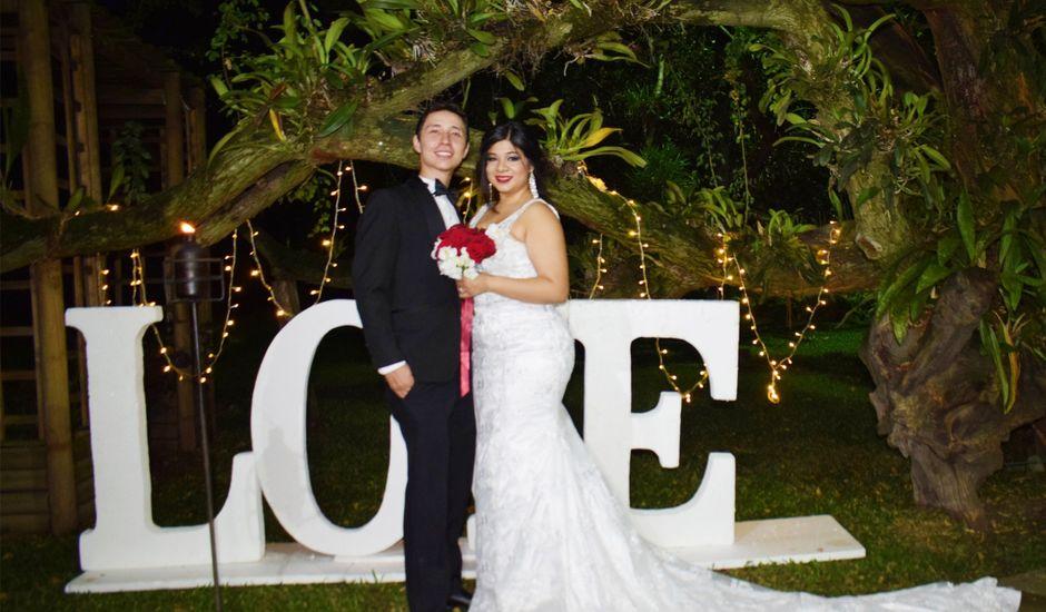 El matrimonio de Christian y Johanna en Cali, Valle del Cauca