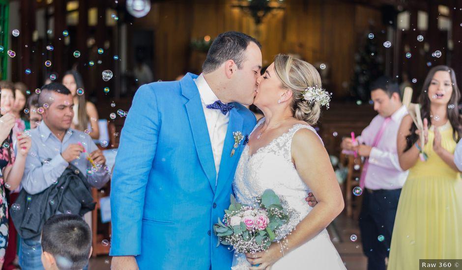 El matrimonio de Sebastián y Paola en Armenia, Quindío