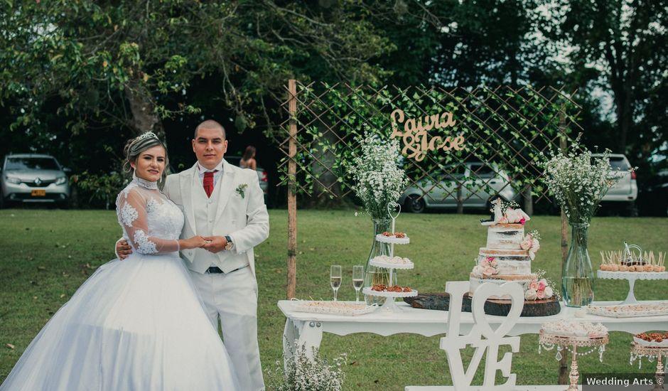 El matrimonio de Laura y Jose en Armenia, Quindío
