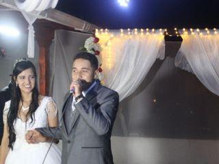 El matrimonio de Natalia y Pedro 1