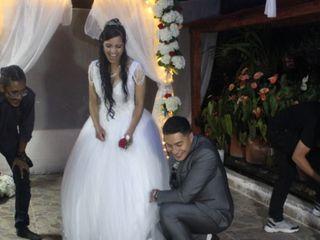 El matrimonio de Natalia y Pedro 3