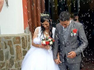 El matrimonio de Natalia y Pedro