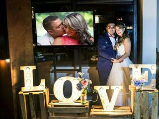 El matrimonio de Marcela y Adrian 1