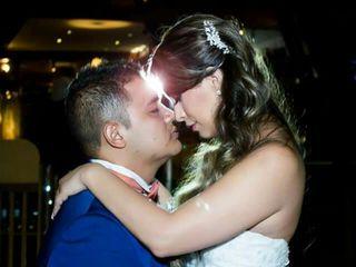 El matrimonio de Marcela y Adrian 3