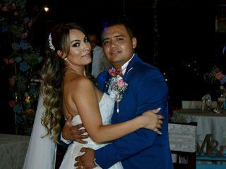 El matrimonio de Marcela y Adrian
