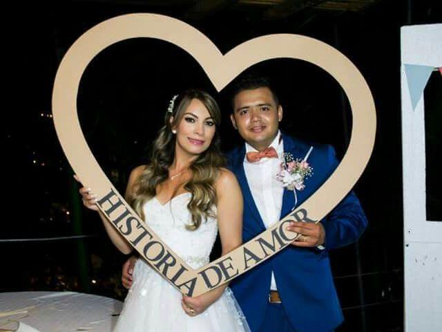 El matrimonio de Adrian y Marcela en Medellín, Antioquia 1