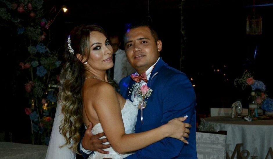 El matrimonio de Adrian y Marcela en Medellín, Antioquia