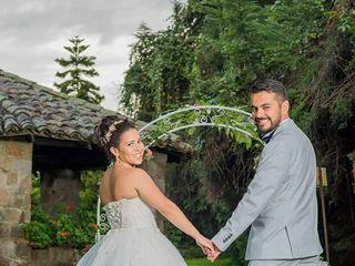 El matrimonio de Natalia y Said 1