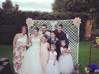 El matrimonio de Natalia y Said 3